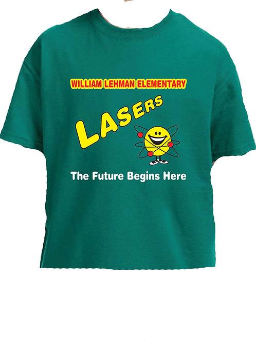 Adult Friday - LaserTeal Shirt