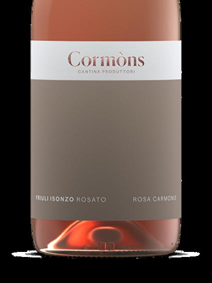 CORMòNS Rosa Carmonis Isonzo DOC
