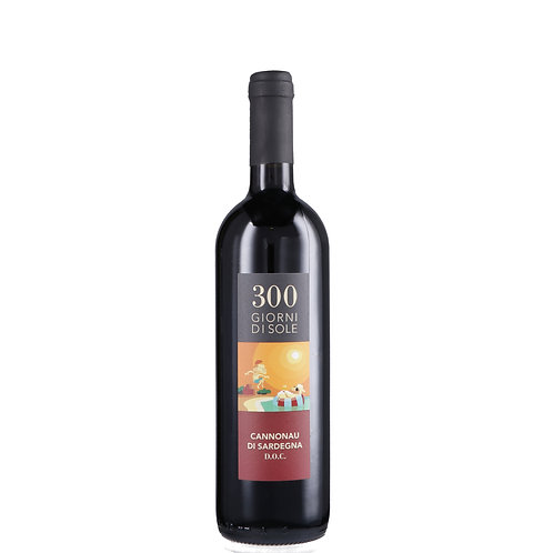300 GIORNI DI SOLE - Cannonau DOC