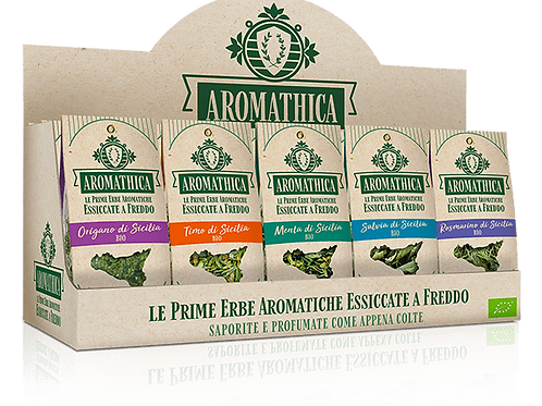 Erbe aromatiche 15gr AROMATHICA