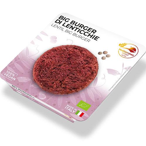 Big Burger di Lenticchie 150gr