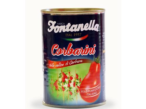 FONTANELLA1957 Pomodorini Corbarini latta 400gr