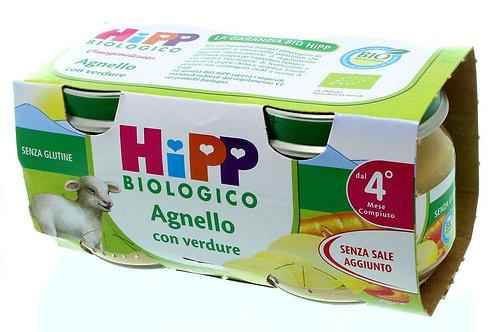 Omogeneizzato di Carne Hipp BIO