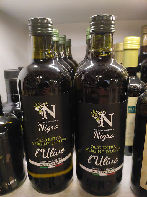 Olio EVO Puglia - Nigro - 1lt