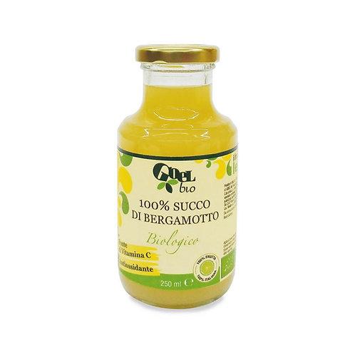 GOEL 100% Succo di Bergamotto bio 25cl