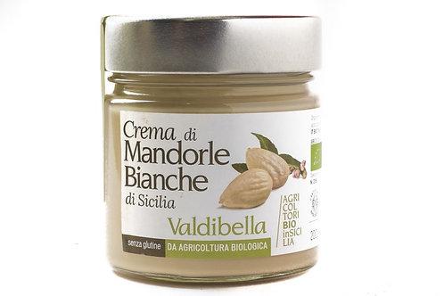 Crema di Mandorle bianche di Sicilia 200gr