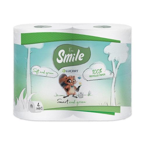Carta Igienica Smile (4 rotoli)