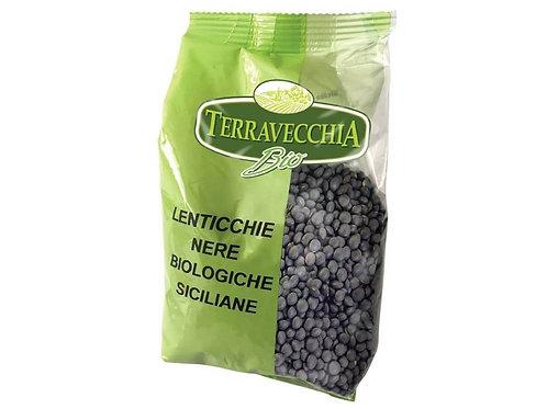 TERRAVECCHIA Lenticchie nere 350gr
