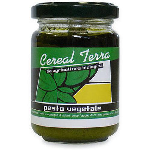 Pesto vegetale bio CerealTerra 120gr