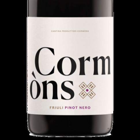 CORMòNS Pinot Nero Friuli DOC