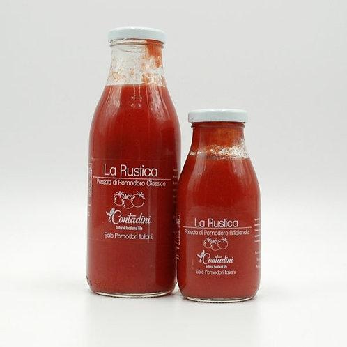 La Rustica passata di pomodoro - iContadini - vari formati