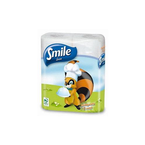 Carta Asciugatutto Smile (2 rotoli)