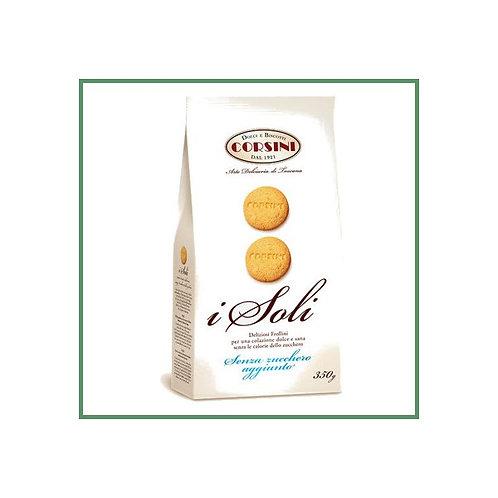 CORSINI - Soli senza zuccheri aggiunti 350gr