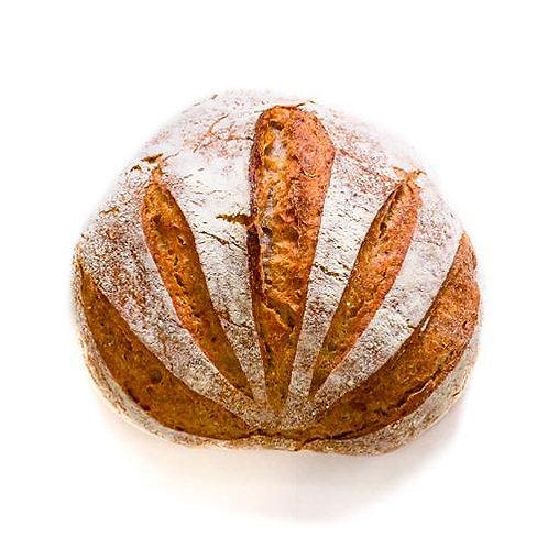 pane farro pasta madre lievitazione naturale