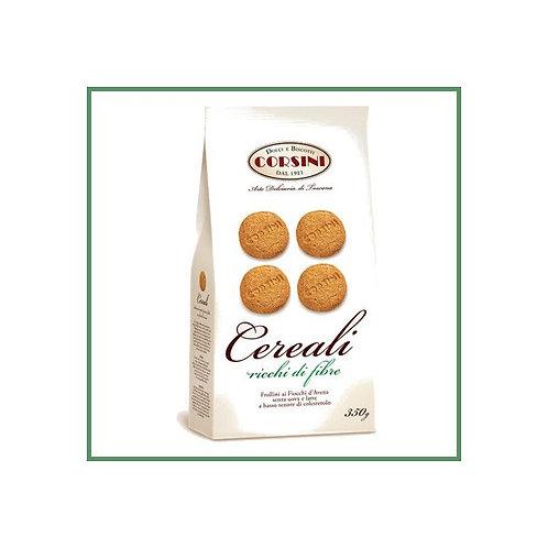 biscotti artigianali Corsini prima colazione