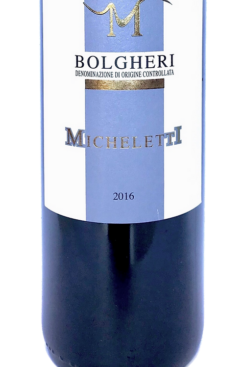 MICHELETTI - Bolgheri DOC