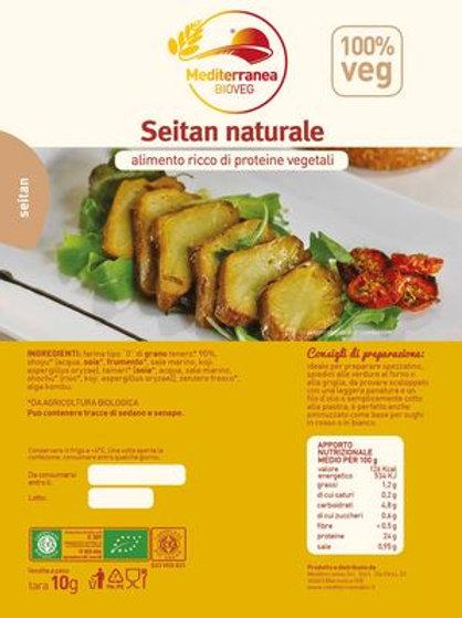 Seitan al Naturale - Mediterranea BIOVEG