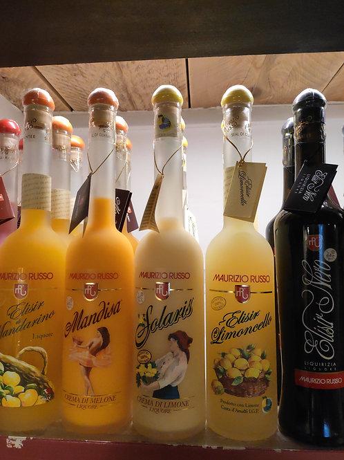MAURIZIO RUSSO liquori artigianali 50cl (vari tipi)