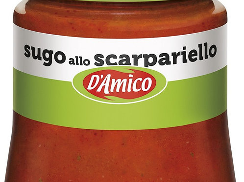 Sughi pronti 290gr D'AMICO (varie tipologie)