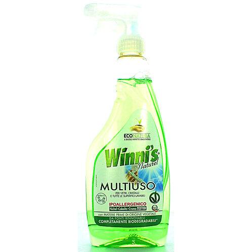WINNI'S NATUREL DETERGENTE MULTIUSO SPRAY 500 ML