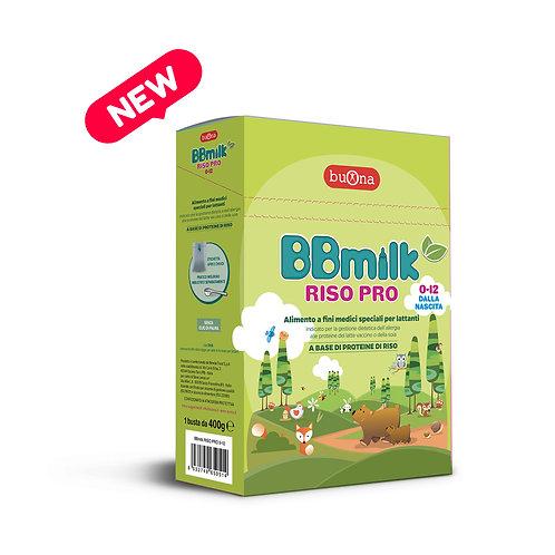 BBmilk RISO PRO 0-12 400gr