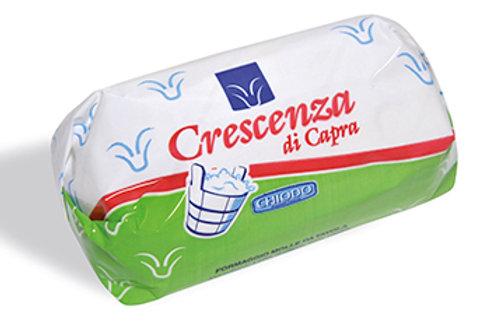 Crescenza di Capra 200gr Ca. Chiodo formaggi