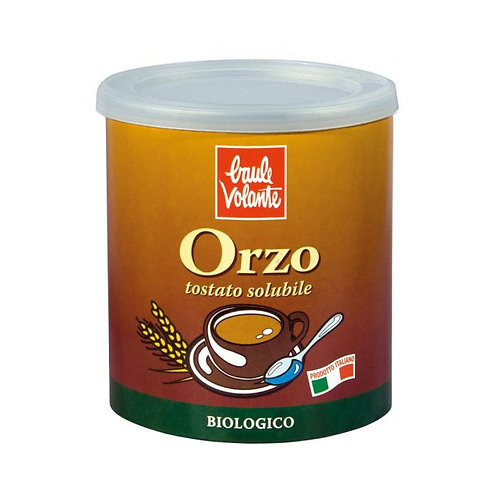 Orzo solubile 120gr BAULE VOLANTE