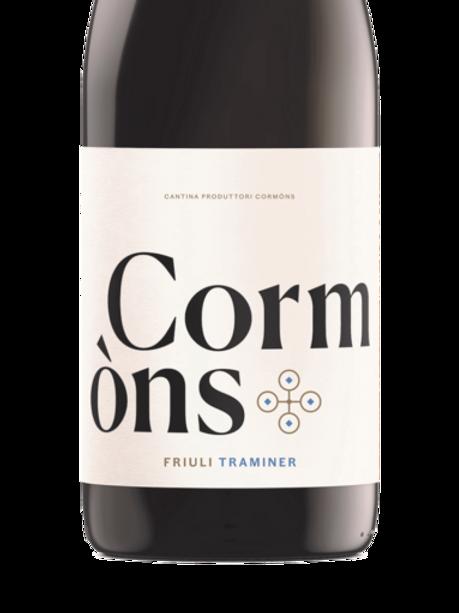 CORMòNS Traminer Friuli DOC