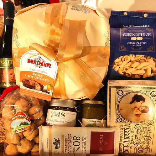Ceste regalo ceste grastonomiche Natale consegna a domicilio Milano