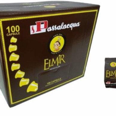 Caffè Passalacqua - 20 Capsule compatibili Nespresso Elmir