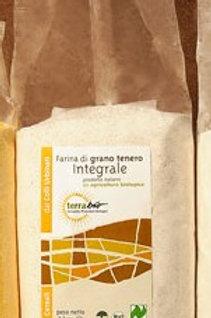 Farina di grano tenero Tipo1 1kg BIO - TerraBio
