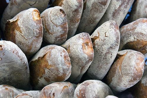 pane grano duro integrale pasta madre lievitazione naturale