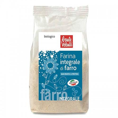 BAULE VOLANTE Farina di Farro integrale 500gr