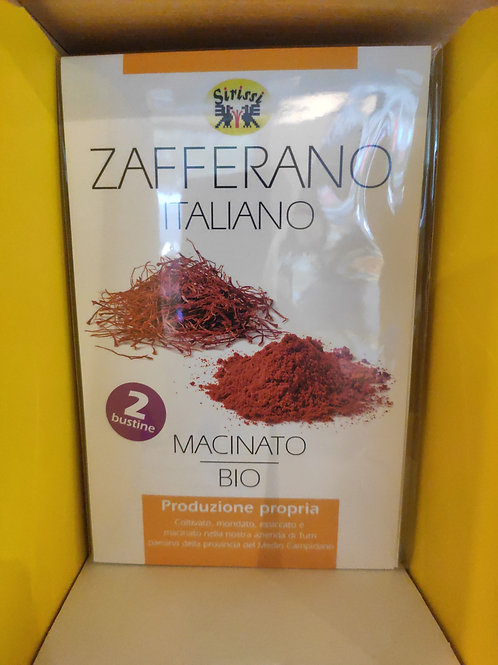 Zafferano italiano