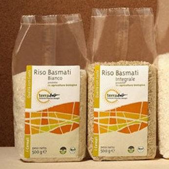 riso basmati biologico bio