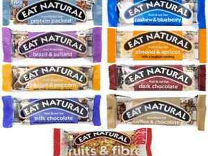 EAT NATURAL barrette energetiche