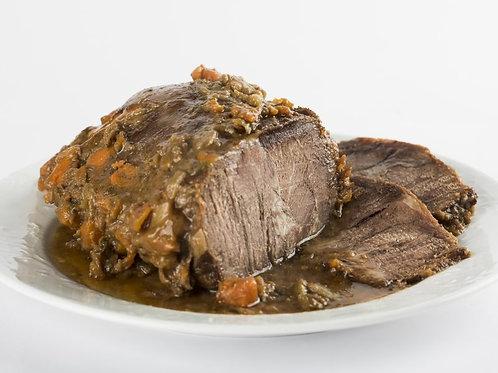 Carne pronta già cotta (2-3 porzioni) - Carpano Dolomiti