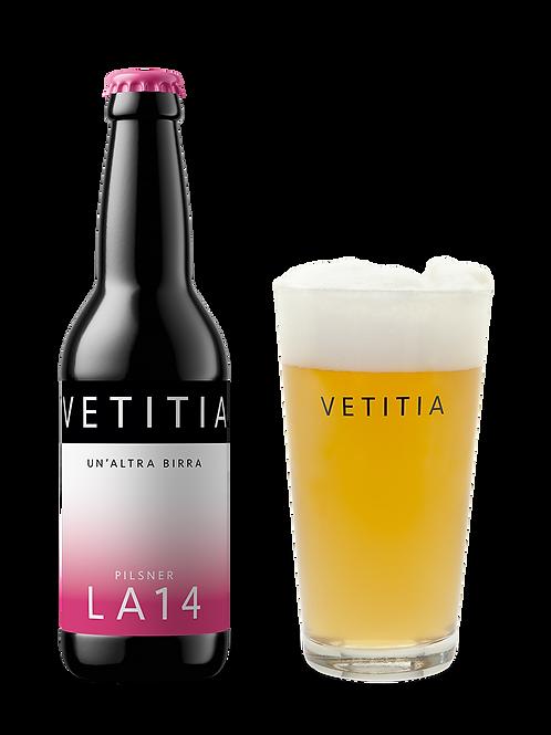 Vetitia - Birra artigianale 33cl