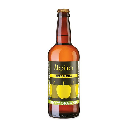 Sidro di mela alpino 50cl bio MELCHIORI