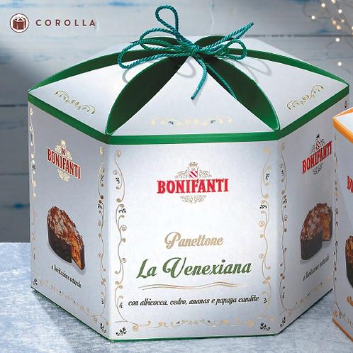 "Panettone ""La Veneziana"" 1kg BONIFANTI"