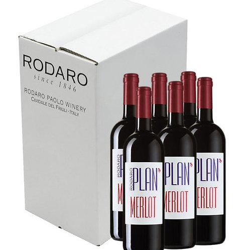 RODARO (Friuli) vini rossi e rosè