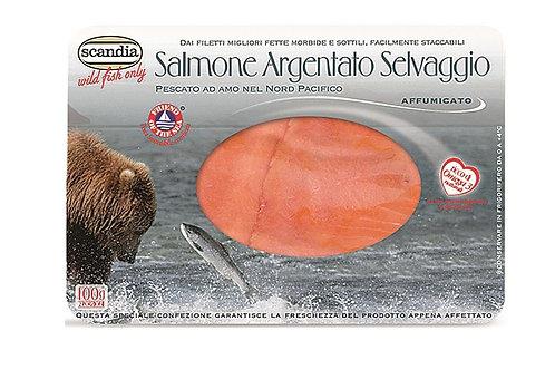 Salmone Argentato Selvaggio 100gr