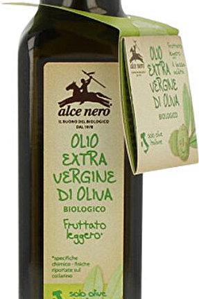 Alce Nero Olio Extra Vergine di Oliva bio 250ml
