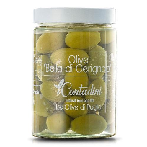 I Contadini - Olive 550gr