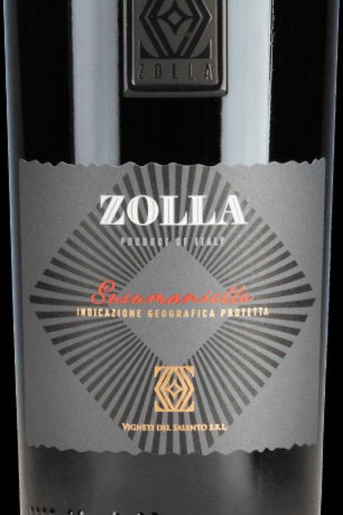 ZOLLA Susumaniello Puglia IGP
