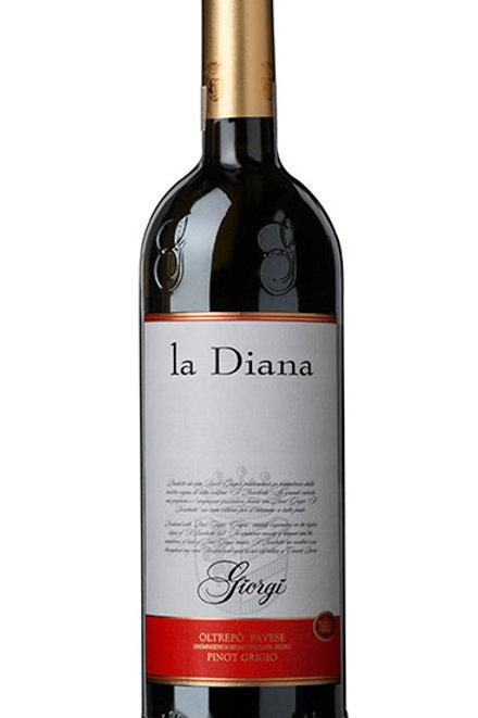 GIORGI La Diana Pinot Grigio Oltrepò Pavese DOC