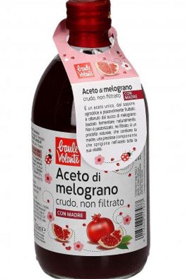 Aceto di Melograno Bio 500ml - Baule Volante