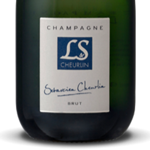 Champagne Sebastien Cheurlin Brut BIO