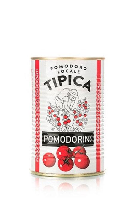 la tipica pomodorini in latta