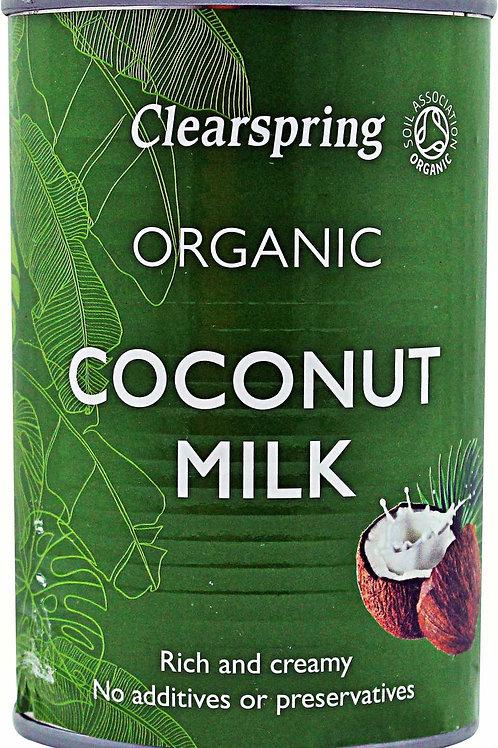 Latte di Cocco - Clearspring - 400ml